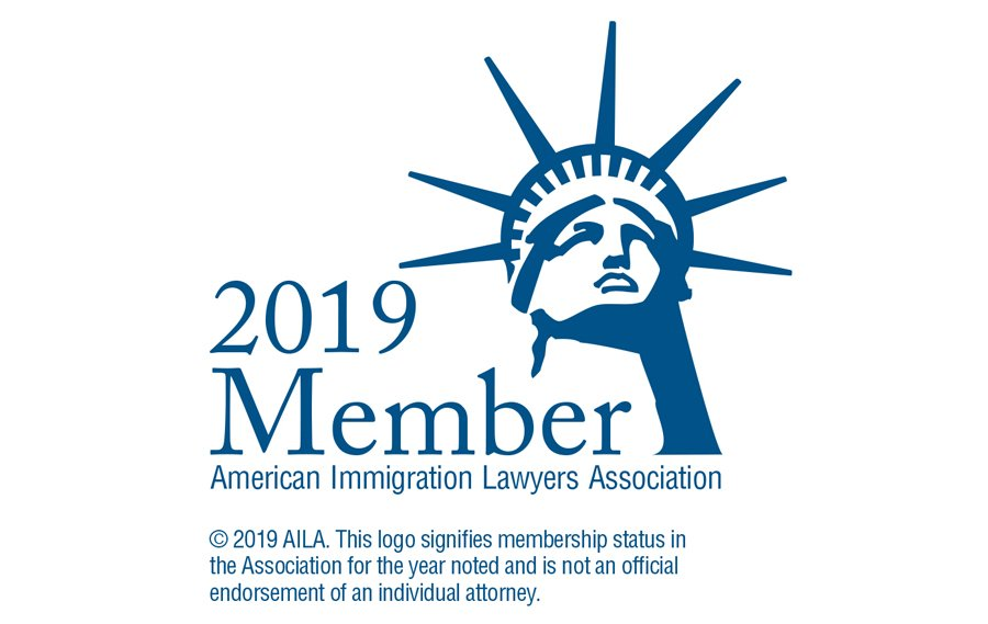 American Immigration Lawyers Association Member 2019