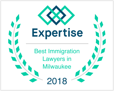 Best Immigration Lawyer Award 2018, 2019, & 2020